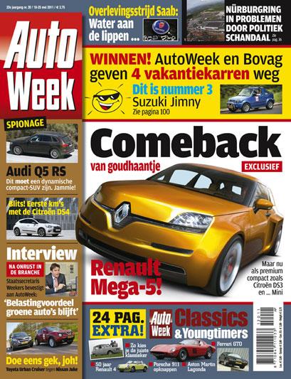 AutoWeek 20 2011