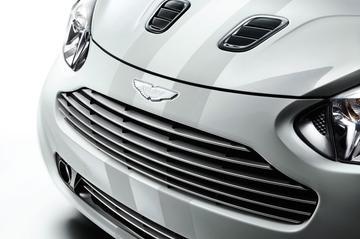 Overkill: V12 in Aston Martin... Cygnet!