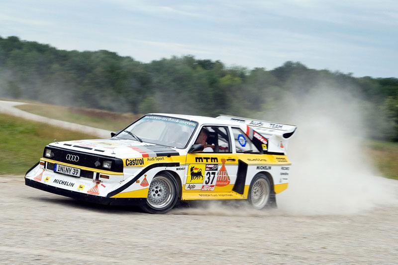 Audi S1 Quattro E2