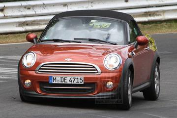 Mini Roadster en Coupé verkennen Ring alvast