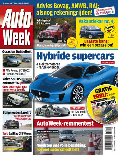 AutoWeek 21 2011