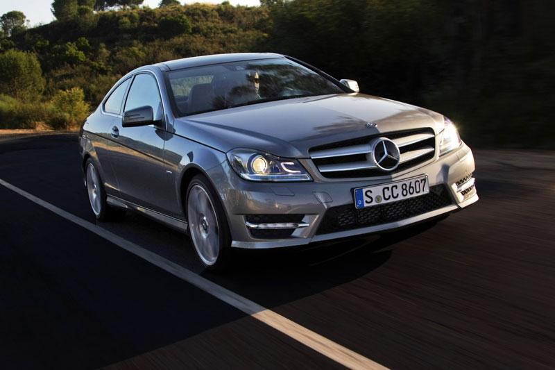 Mercedes-Benz C-klasse Coupé