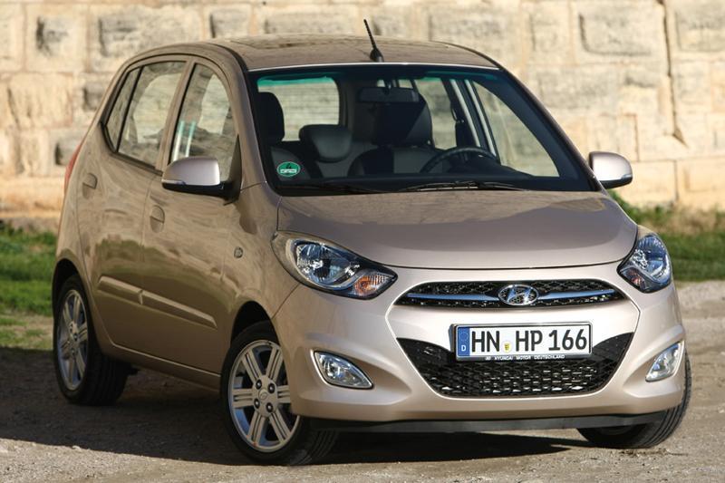 Hyundai i10 1.2i i-Vision (2012)