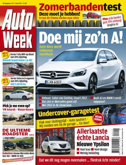 AutoWeek 22 2011