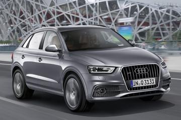 Audi Q3 2.0 TDI 140pk Pro Line (2013)