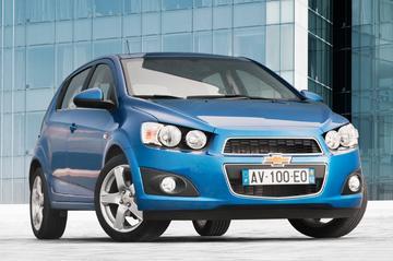 Chevrolet Aveo 1.3 diesel wegenbelastingvrij