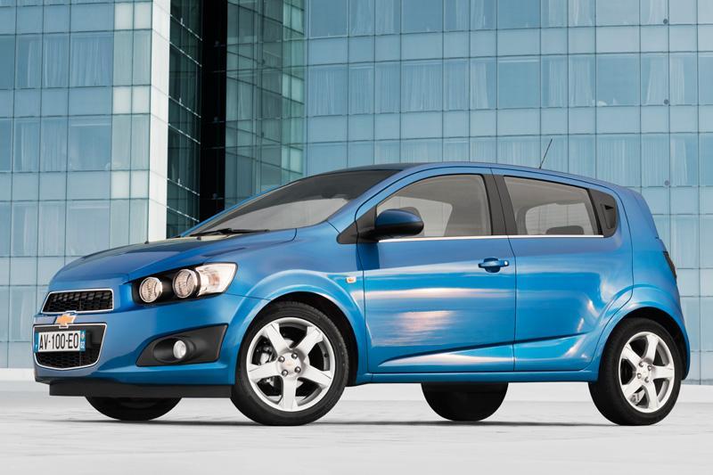 Chevrolet prijst belastingvrije Aveo diesel