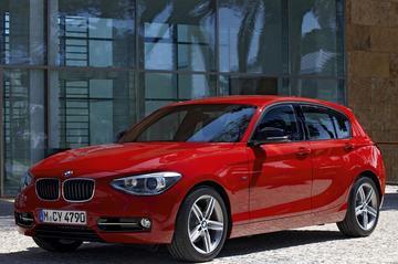BMW 116i EfficientDynamics Edition Business (2014)