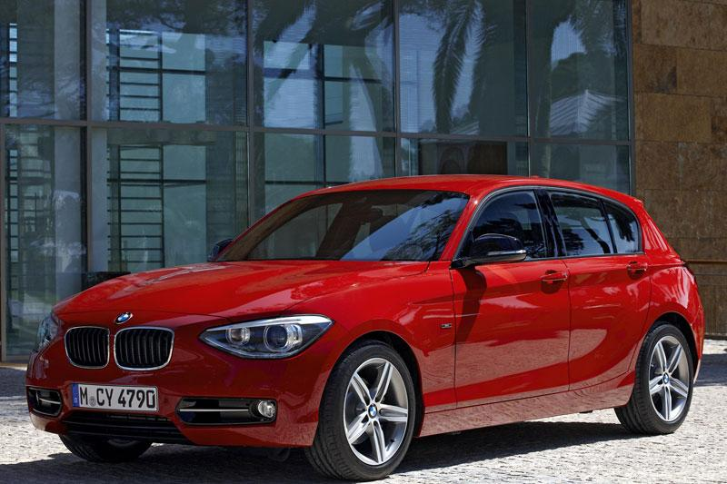 BMW 116i EfficientDynamics Edition Business (2014)