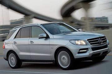 Mercedes-Benz maakt M-klasse vast officieel