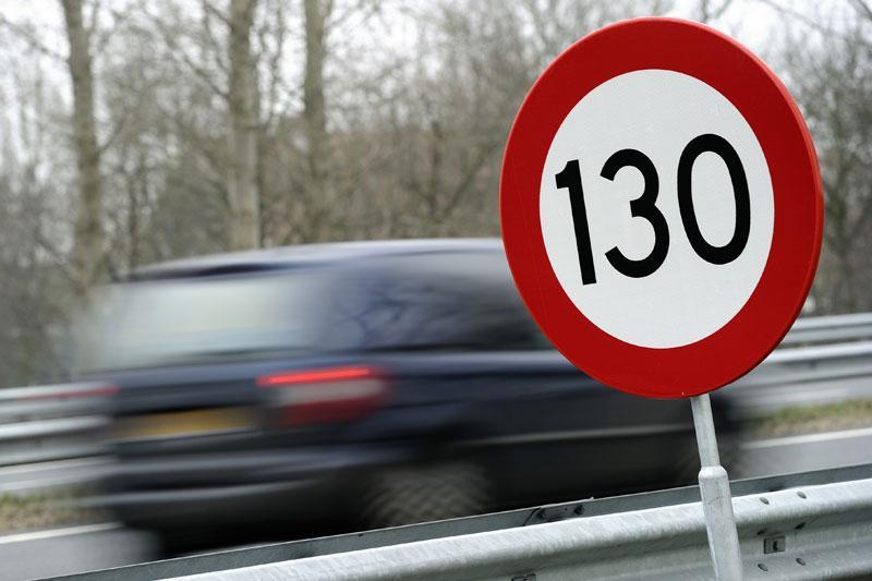 130 km/u km/h | Foto: ANP