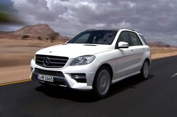 Bijna alle details over de nieuwe Mercedes ML!