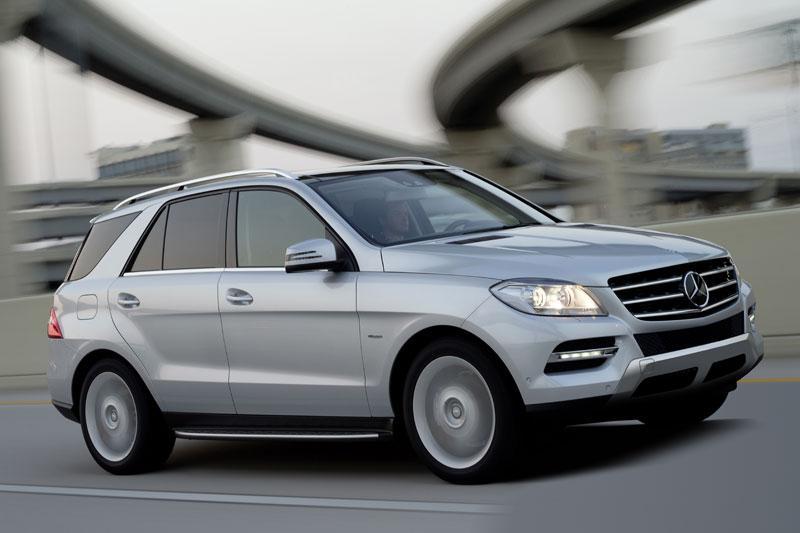 Gereden: Mercedes-Benz M-klasse
