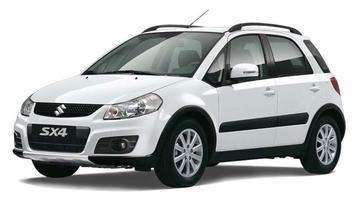 Suzuki SX4: Exclusive wordt Executive