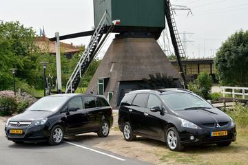 Opel Zafira - Mitsubishi Grandis