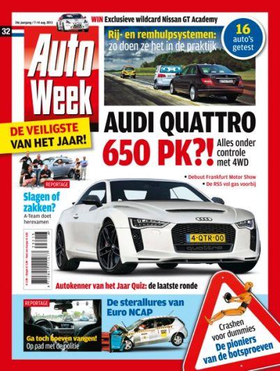 AutoWeek 32 2013
