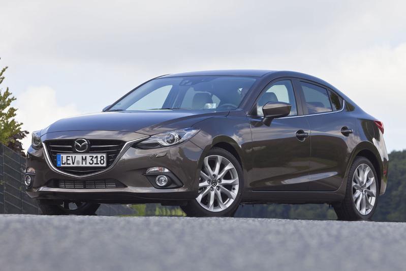 Mazda 3 Sedan SkyActiv-G 2.0 120 GT-M (2016)