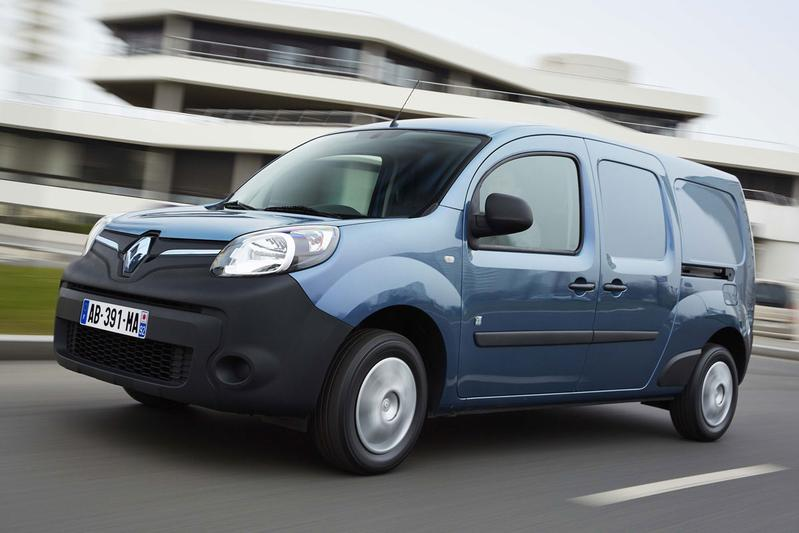 Renault Kangoo Express dCi 90 Black Edition (2015)