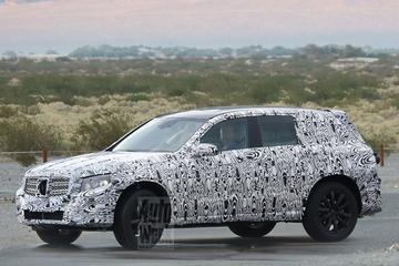 'Mercedes komt met GLK AMG'