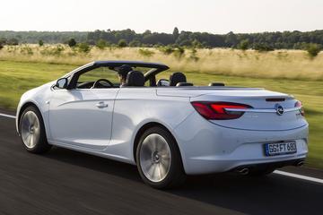 Nieuwe 1.6 Turbo voor Opel Cascada
