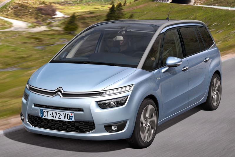 Citroën Grand C4 Picasso e-HDi 115 Business (2013)