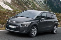 Nieuwe aandrijflijnen voor Citroën C4 Picasso