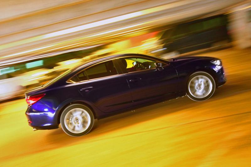 Mazda 6 2.2 SkyActive-D 150 pk GT-M (2013)