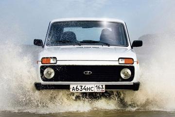 Lada Niva blijft tot 2021 in productie