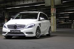 Carlsson pompt Mercedes B-klasse op