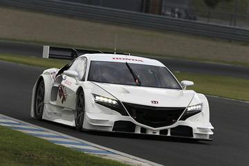 Honda ontketent raceversie NSX Concept