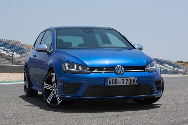 Officieel: de Volkswagen Golf R met 300 pk
