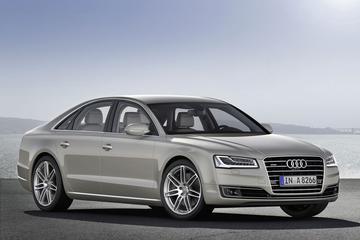 Audi A8 en S8