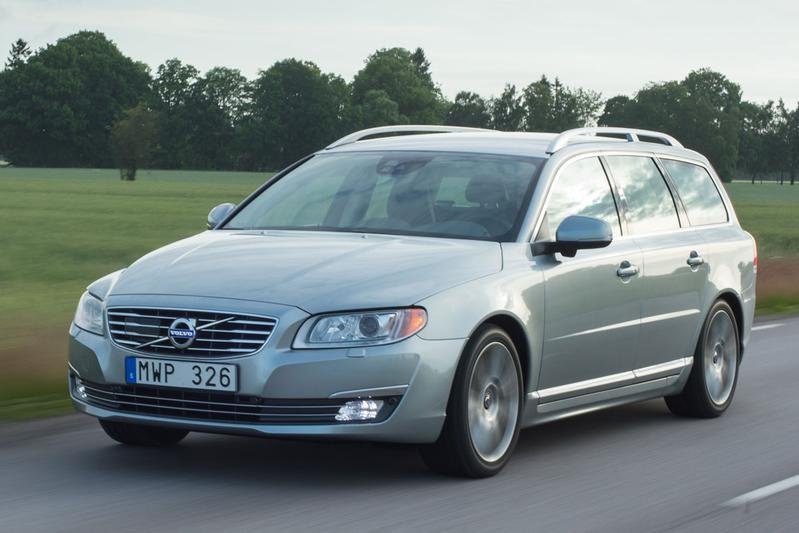 Volvo V70 D2 Dynamic Edtion (2015)