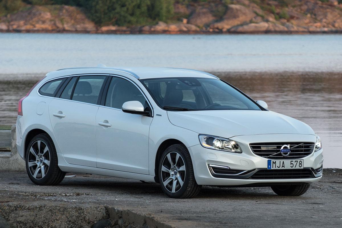 Volvo V60 D6 Plug-in Hybrid 2014