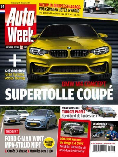 AutoWeek 34 2013