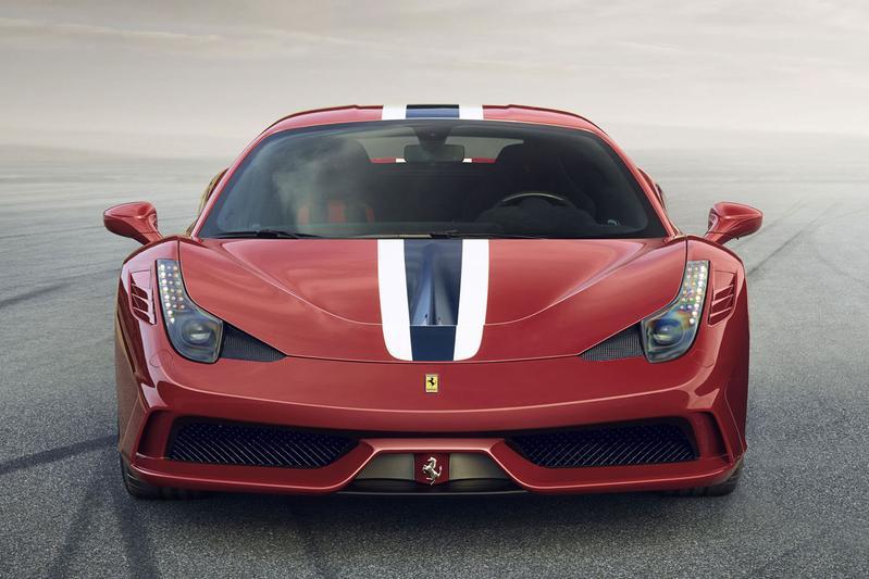 'Ferrari 458 Speciale komt ook als Spider'