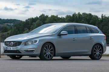 Volvo V60 T3 Polar+ Dynamic (2018)