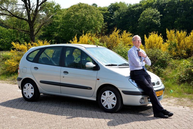 Klokje Rond - Renault Scénic