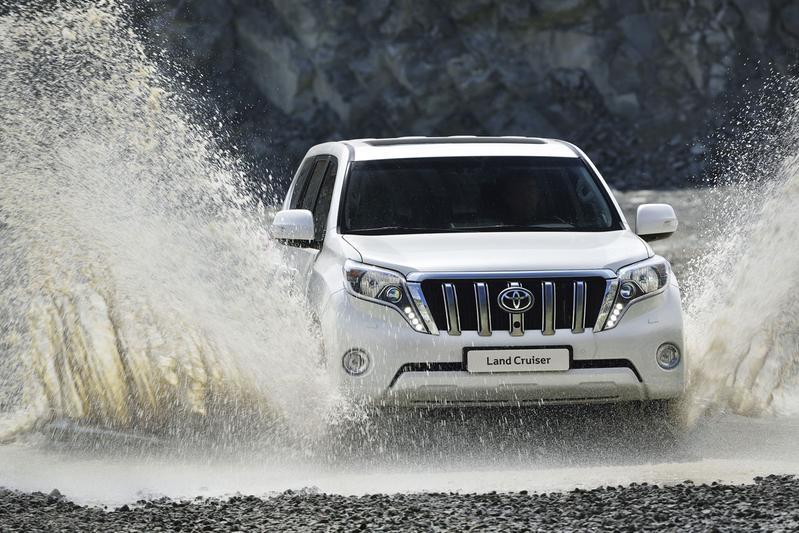 Nu officieel: Toyota Land Cruiser in het nieuw