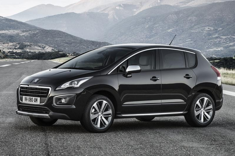 Peugeot 3008 HYbrid4 2.0 HDi Blue Lease (2014)