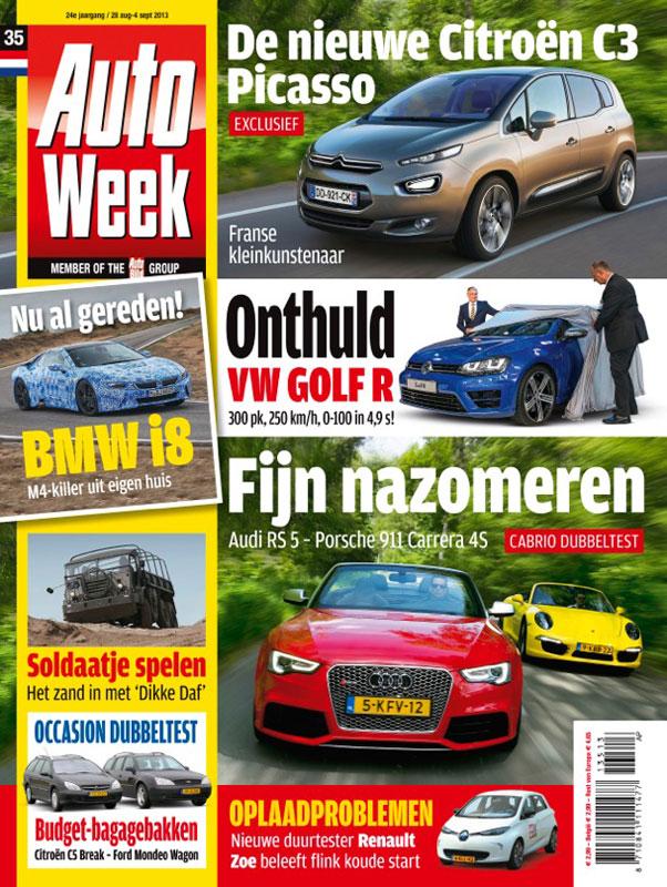 AutoWeek 35 2013