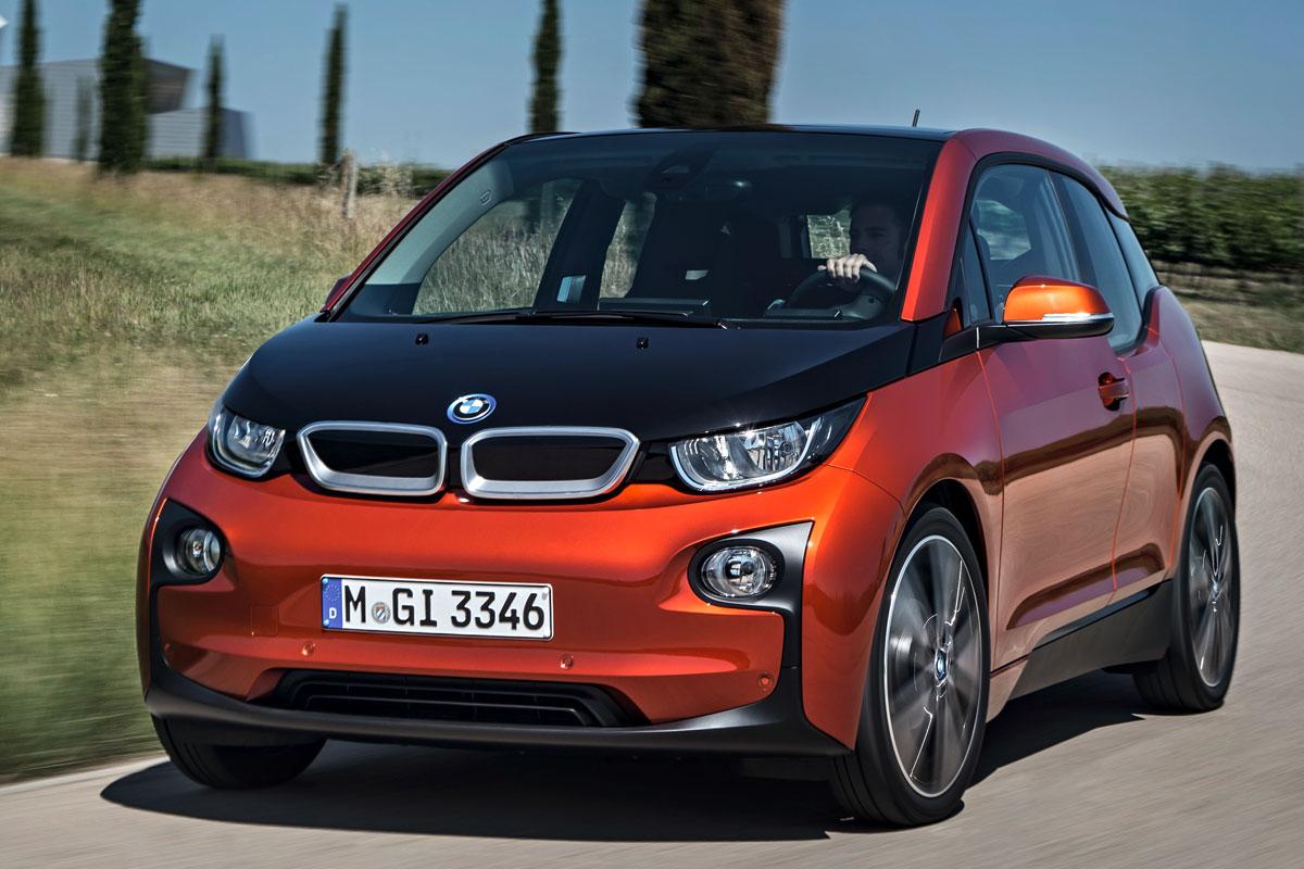BMW wil 100.000 elektrische auto's in 2020 - AutoWeek.nl