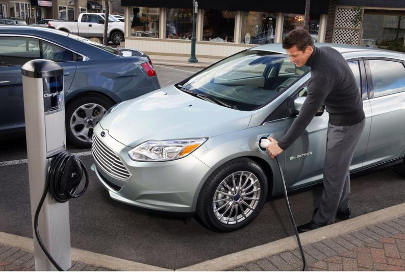 Rij-impressie Ford Focus Electric