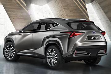 Lexus NX debuteert eind april in Peking