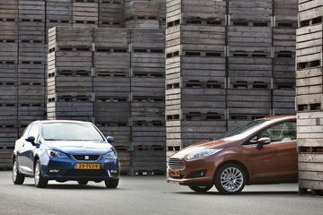 Seat Ibiza - Ford Fiesta