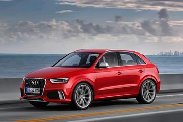 Audi RS Q3 heeft prijskaartje