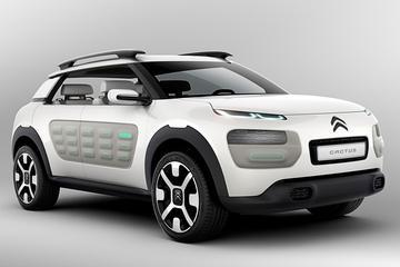 Citroën Cactus is dagje te vroeg