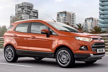 Ford brengt EcoSport naar Europa