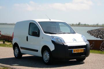 Gereden: Citroën Nemo