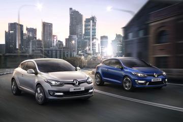 Renault Mégane opnieuw gefacelift